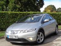 2006 Honda Civic 1.8i-VTEC ( lth ) i-Shift SE***AUTOMATIC + LONG MOT***