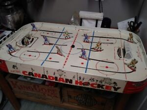 1961 - Munro Canadian  Table Hockey Game