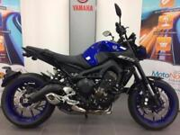 YAMAHA MT09 ABS 2018 MODEL LOW RATE HP OR PCP DEALS
