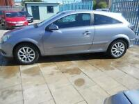 2006 VAUXHALL ASTRA DESIGN 3DR,AUTOMATIC,LOW MILEAGE