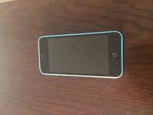 Iphone 5C 16 Gb avec fournisseur videotron