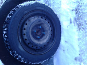 Winter tires and rims!!!