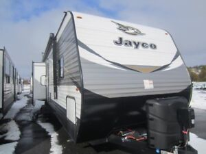 2018 Jayco Jay Flight 33RBTS