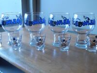 Bowling Team ? Fun drinking and shot glasses