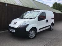 Peugeot Bipper 1.4HDi 8v 70 S Class II**2 OWNERS**SUPERB EXAMPLE**