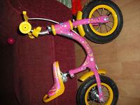 Girls Pink Balance