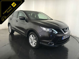 2014 64 NISSAN QASHQAI ACENTA PREMIUM DCI 1 OWNER SERVICE HISTORY FINANCE PX