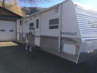 30 feet travel trailer