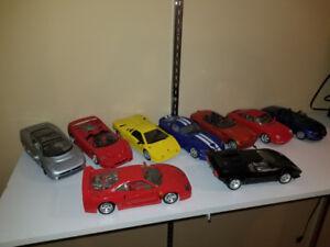 Die cast d'autos 1:18