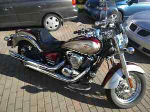Kawasaki Vulcan Classic LT (modified)
