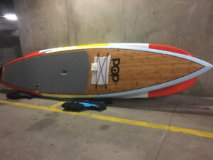 Brand new POP 12ft AMERICANA Sup paddle board.