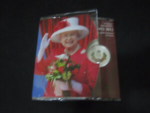 The Queens Diamond Jubilee 50 Cents Coin--2012 Canada