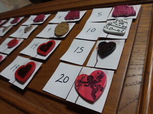 Love and hearts themed magnets Kingston Kingston Area image 7