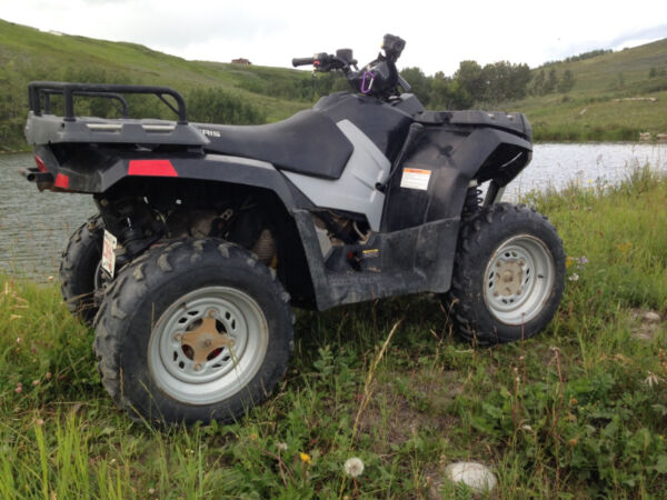 Used 2006 Polaris Hawkeye 300
