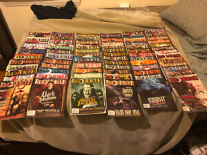 Rue Morgue Magazine - 70 Issues (Lot)