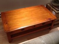 Structube Coffee Table Brown