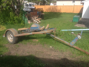 )))))) Boat, toy or utility trailer ((((((