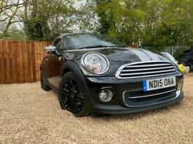 image for 2015 MINI Coupe 1.6 Cooper 3dr COUPE Petrol Manual