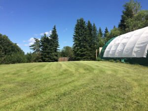 MLS LISTING; Beautiful Private Acreage 2 KM'S From Sherwood Park
