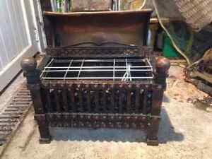 Electric collectors fireplace