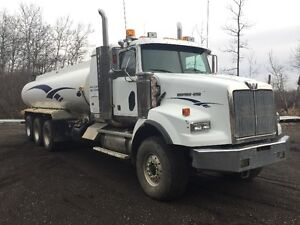 Water Truck FOR SALE