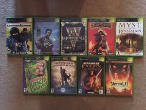 Xbox, Xbox 360, Xbox One games for sale