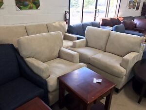 Sofa,love seat and chair only $999