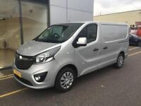 2018 Vauxhall Vivaro L1h1 1.6cdti Sportive Van Panel Van