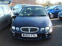 2003 Rover 25 1.4 Impression S 5d **CLEARANCE CAR**