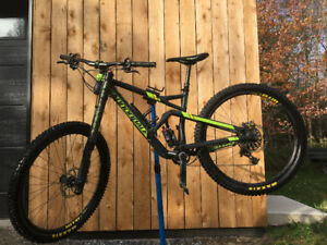 Canondale Jekyl Carbon team