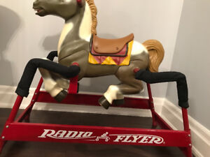 Radio Flyer Horse for Sale