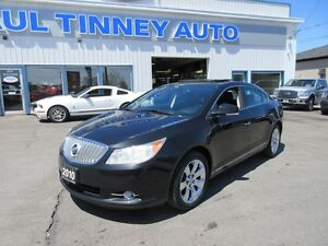 2010 Buick LaCrosse  CXL AWD Peterborough Peterborough Area image 2