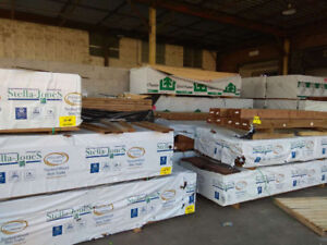 TREATED LUMBER BROWN, POSTS, FENCE BOARDS,