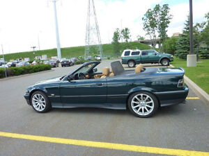 BMW, 325IC, convertible, 1995