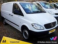 Mercedes Vito 2.1 109 Cdi Long P/V Panel Van