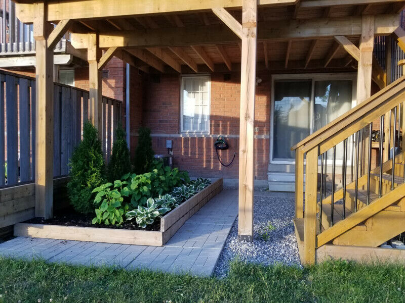Newly renovated 1bedroom basement apartment in Aurora ...