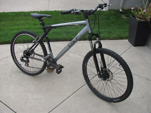 """Adult GT Aggressor mountain bike, 21 speed, Large 19"""" frame"""
