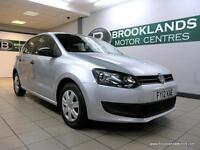 Volkswagen Polo 1.2 S A/C [3X VOLKSWAGEN SERVICES and IDEAL FIRST CAR]
