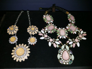 Lia Sophia costume jewelry blow out!