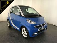 2013 SMART FORTWO ICESHINE EDITION AUTO COUPE 1 OWNER SERVICE HISTORY FINANCE