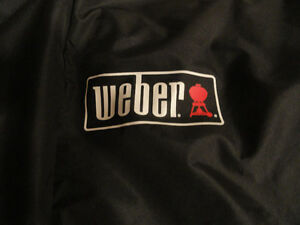 $80.WEBER BBQ Cover (Lg)-Price just DROPPED