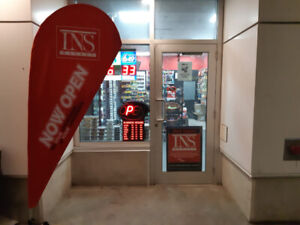 **CONVENIENCE STORE** FOR SALE> REDUCED PRICE!!DOWNTOWN CALGARY!