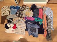 Boys 6-9 clothes bundle