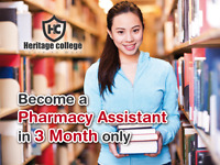 Do you know that Pharmacy Assistants can make $23/Hour?