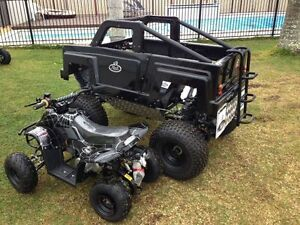 Brand New 49cc Quad Bike Helensvale Gold Coast North Preview