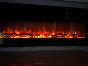 Electric Fireplace 40''-50'' Built-IN*BLACK FRIDAY SPECIAL