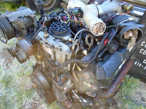 2002 Ford 7.3 Diesel engine