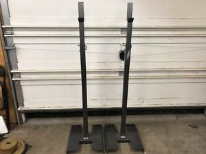 Northern lights squat stands like new condition