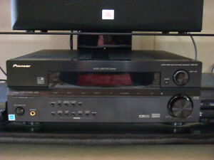 PIONEER VSX-515-K 660 WATT SURROUND RECEIVER