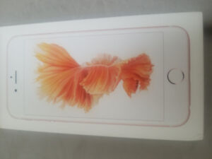 IPhone 6s 16GB Rose Gold - $250 OBO